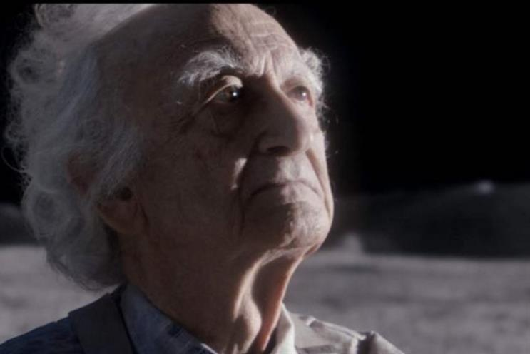 The Man on the Moon ad helped John Lewis boost Christmas sales