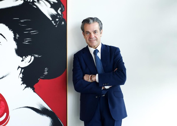 Coca-Cola: CMO Joe Tripodi has retired and will be replaced by Marcos De Quinto (pictured)