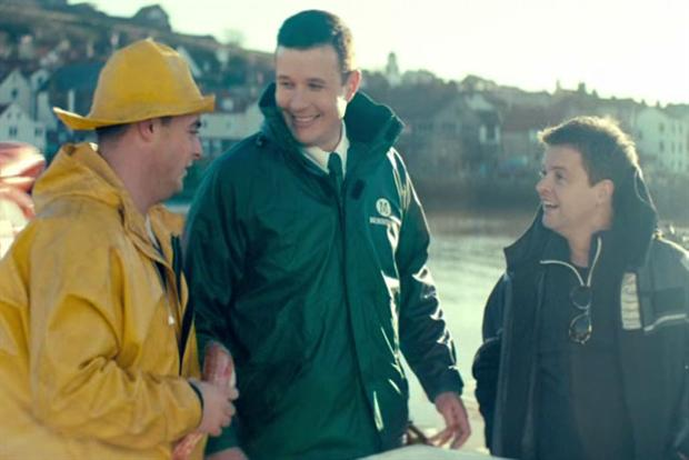 Morrisons: Ant and Dec campaign