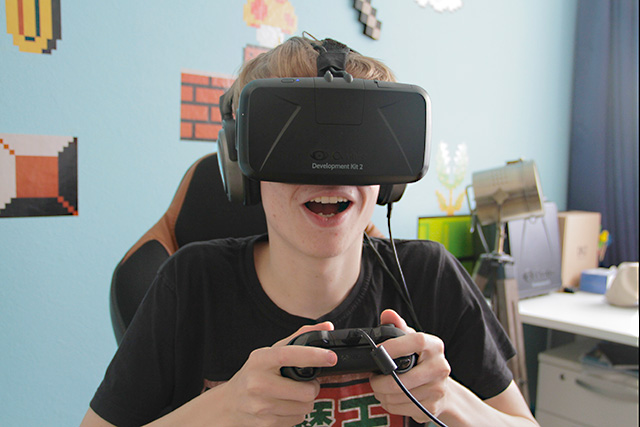 Nathie: Youtube vlogger and game reviewer