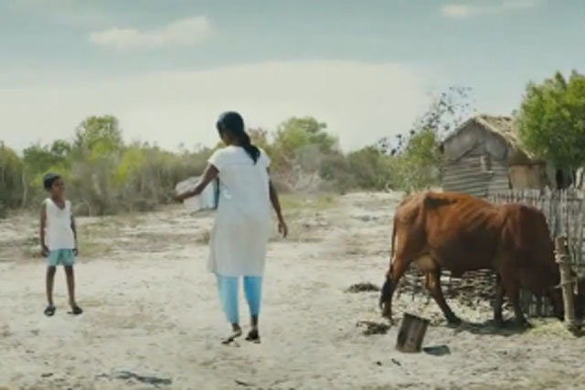 Oxfam: launches its Lift lives for good campaign