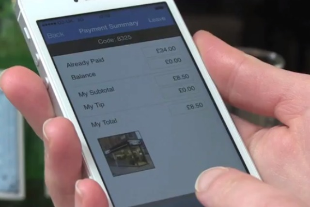 PayPal's mobile payment technology