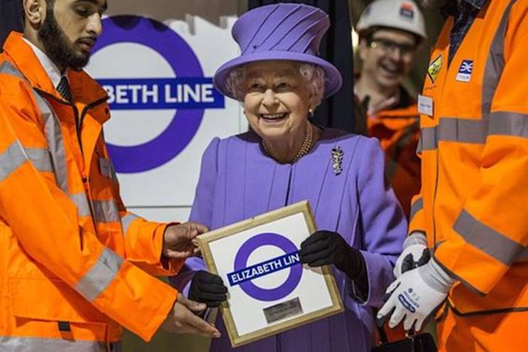 Crossrail's rebrand to Elizabeth Line gets mostly positive response on social