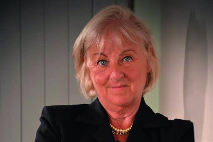 Public Health England: marketing director Sheila Mitchell
