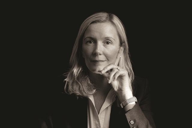 Sarah Todd, UK CEO at Geometry Global