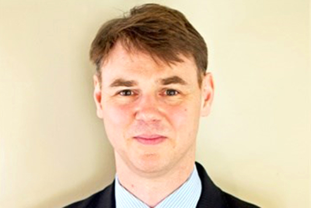Tom Lewis is the Finance Director at the IPA