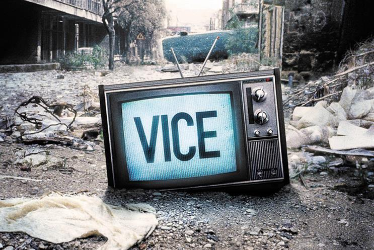 Vice: the platform has launched TV channel Viceland