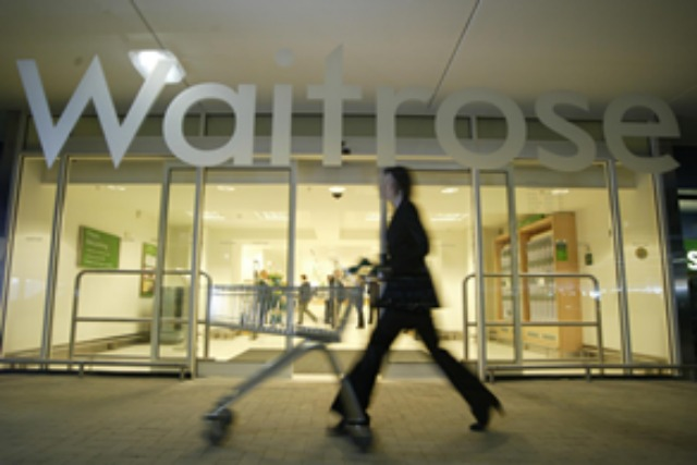Waitrose: shock profit warning after upping investment in marketing