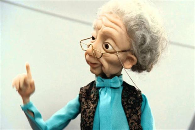 One of the characters from the Wonga ads