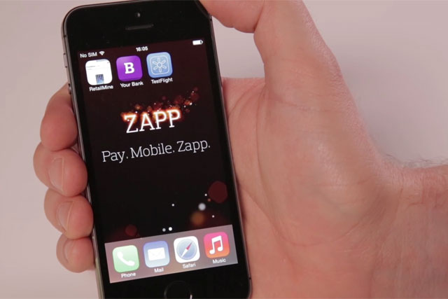 Zapp: mobile payments brand is set to launch in the autumn