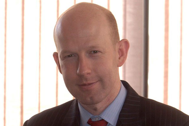 Stephen Vowles: marketing director at Argos