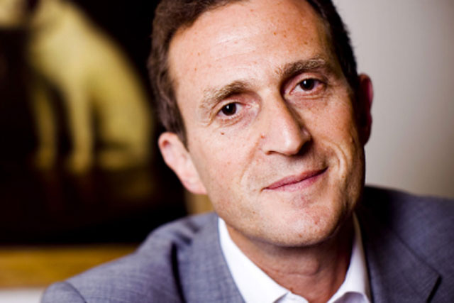 Simon Fox: the chief executive of Trinity Mirror