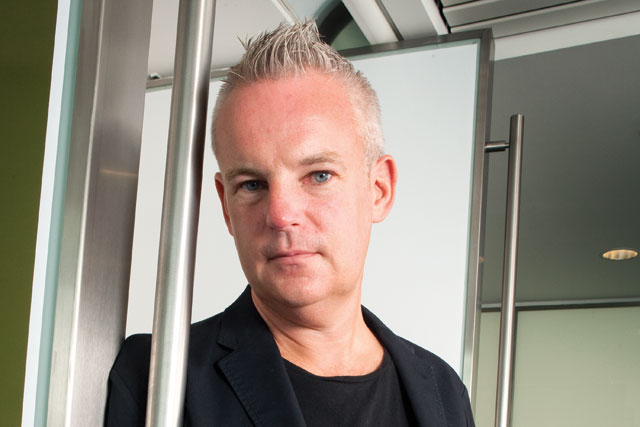 Jason Andrews: takes control of Rapp's entire UK creative output