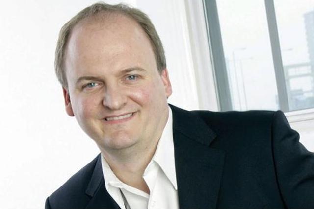 Darren Childs: chief executive of UKTV