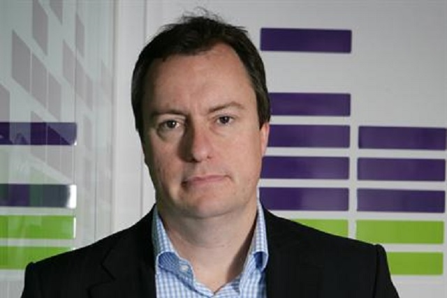 James Wildman: chief revenue officer at Trinity Mirror