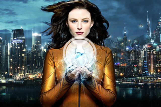 Continuum: series begins on the Syfy cable channel on 27 September