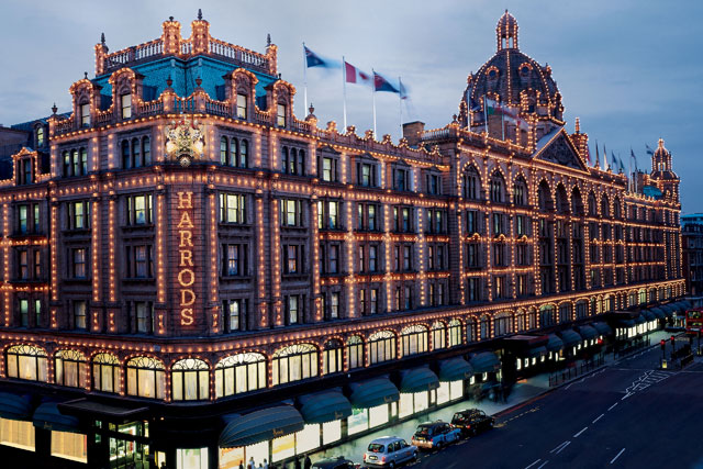 Harrods: launches iPhone app