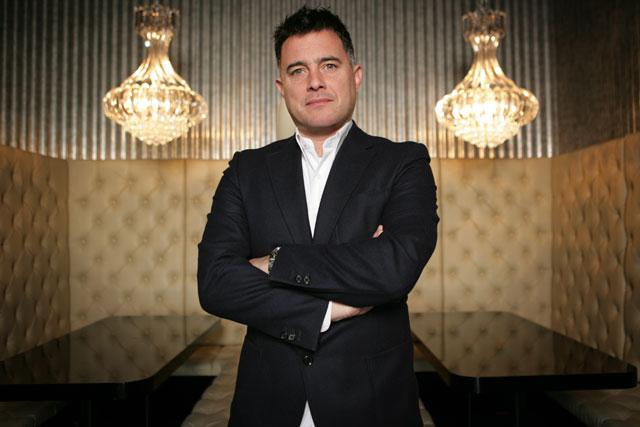 Damon Collins: Founding partner of Joint