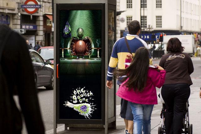 Cadbury: launches Screme Egg activity