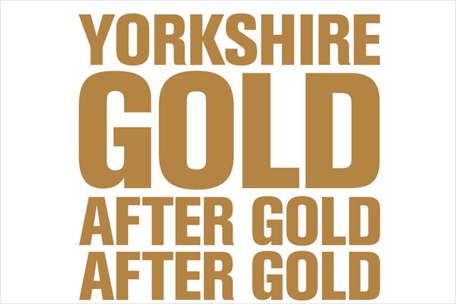 Yorkshire Tea: celebrates Olympic golds