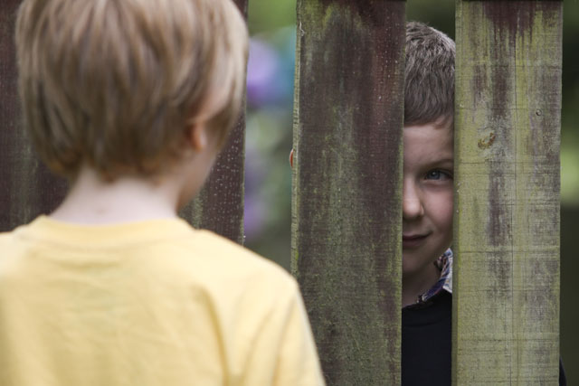 Sainsbury's: summer campaign features two boys making friends across a garden fence