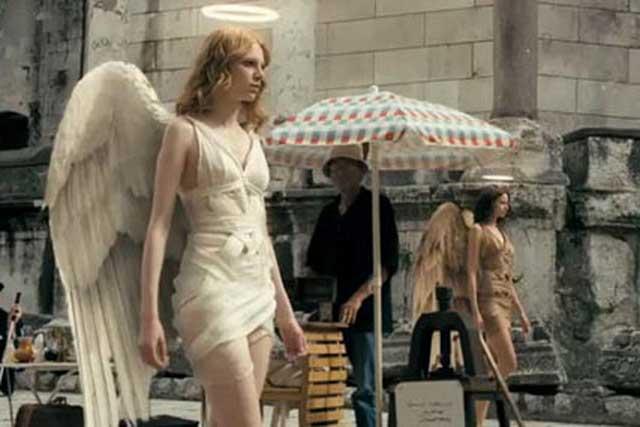 "Grand Prix winner: BBH for Lynx ""where angels will fall"""