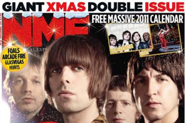 NME: retains Shockwaves as sponsors of 2011 music awards