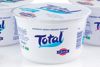 Total Greek Yoghurt: AMV wins account