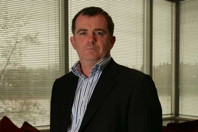New CEO: Mike Welsh