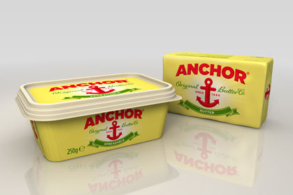 Anchor Butter: repositioning backed by £10m campaign