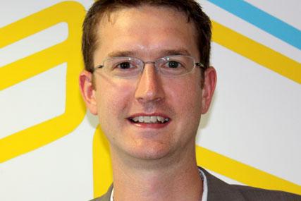 Martin Lawson: joins WPP's Maxus