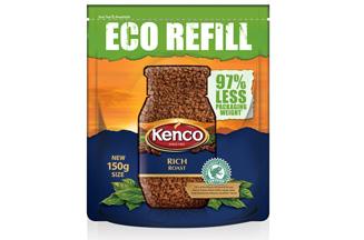 Kenco kicks off £7.5m green packaging campaign