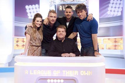 A League Of Their Own: Sky show
