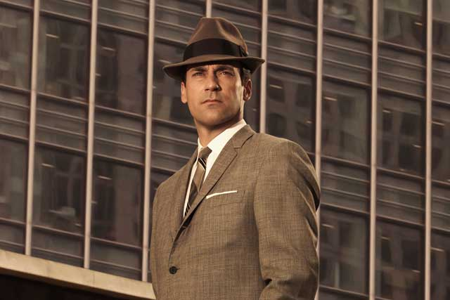 Star of Mad Men, Don Draper