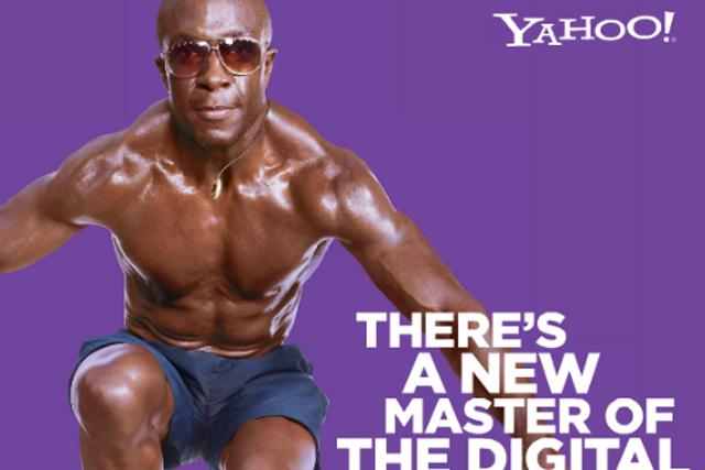 Yahoo: 2010 ad campaign