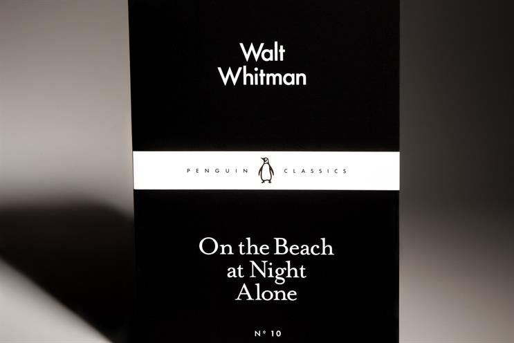 Literary insights  - 10: On The Beach At Night Alone
