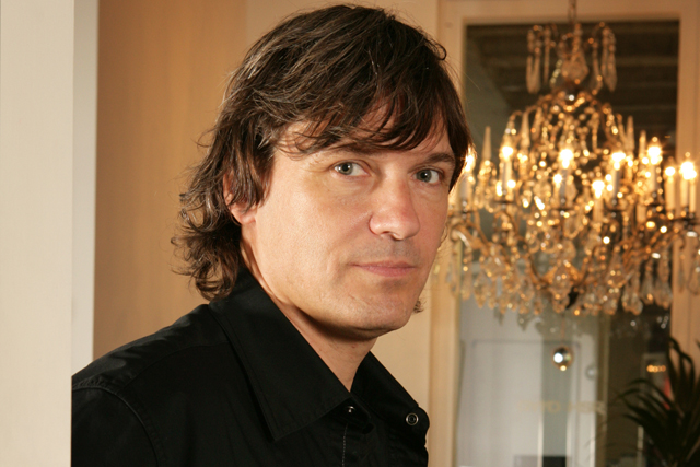Christopher Becker: chief creative and executive officer of GyroHSR