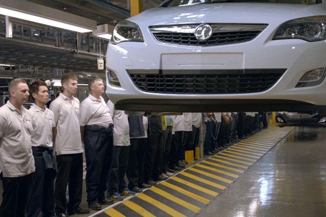General Motors has appointed Carat