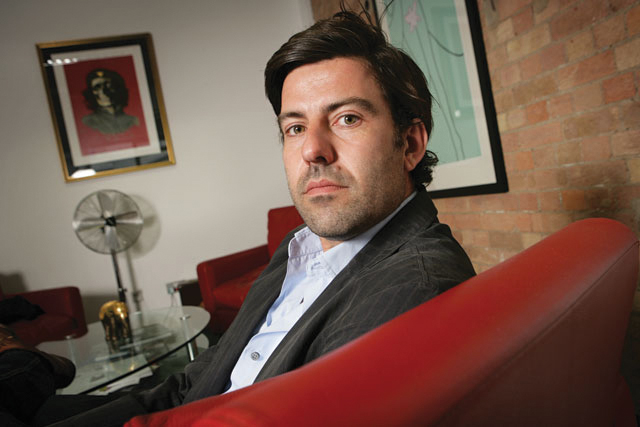 Jonathan Allan: director of sales at Channel 4