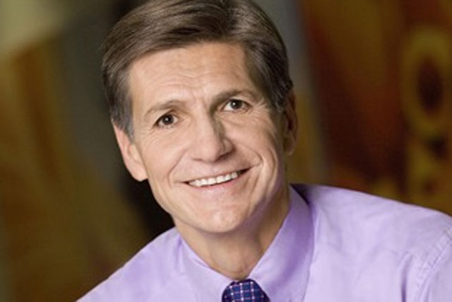 Marc Pritchard: global marketing and brand building officer, P&G