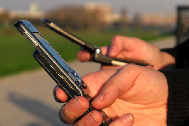 Mobile usage: Locog warned about demand on networks during the Games
