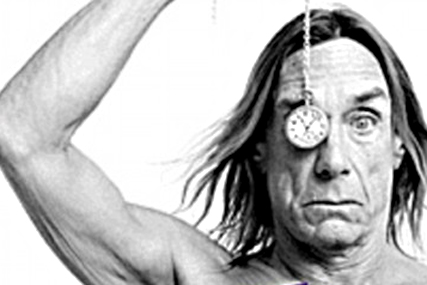 Swiftcover: Iggy Pop campaign
