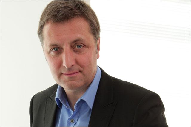 Jerry Buhlmann: chief executive, Aegis