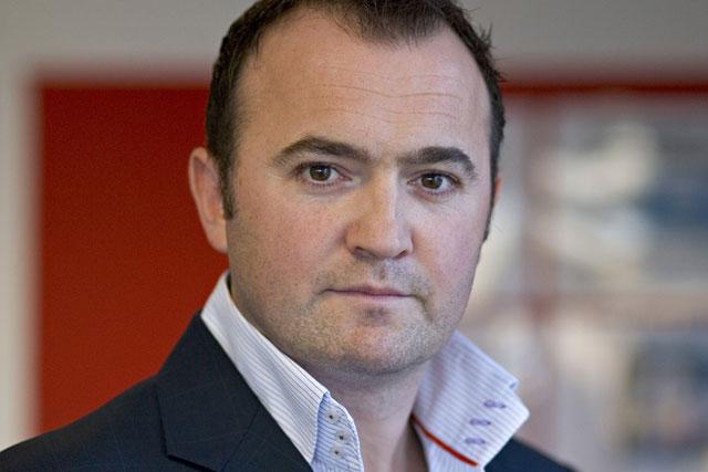 Matt James: steps down as managing director of Starcom