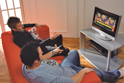 TV is increasingly used to access video-on-demand content