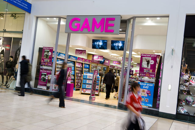 Game: has restructured its senior management team