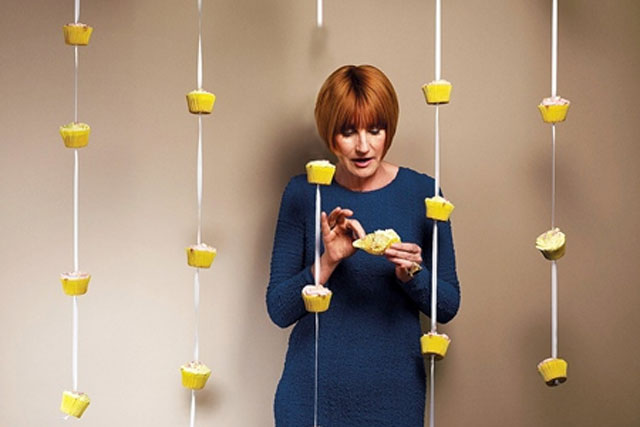 Mary Portas: registers Mary Queen of Shops as trademark