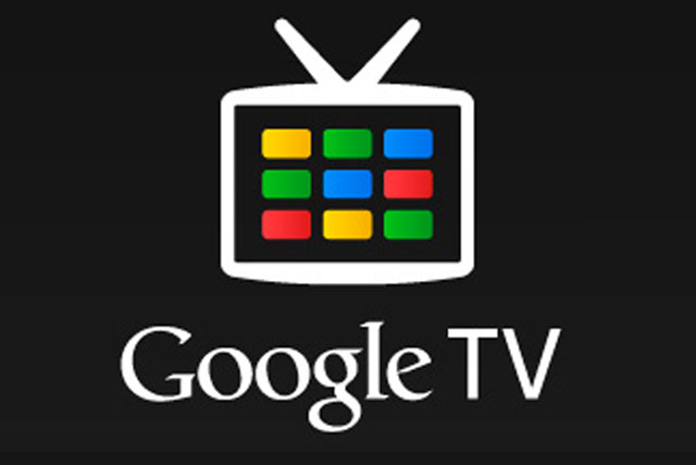Google TV: in talks with UK broadcasters