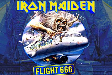Flight 666: Iron Maiden's 2009 rock doc