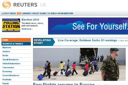 Reuters: overhauls website
